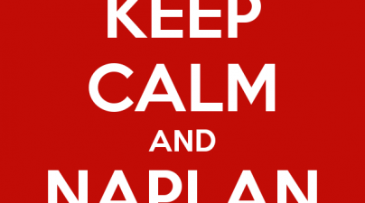 Keep Calm And NAPLAN